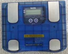 体重計の写真①